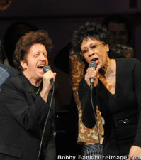 Willie Nile and Bettye Lavette