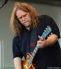 Allman Brothers Band's Warren Haynes