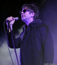 Echo and the Bunnymen's Ian McCulloch