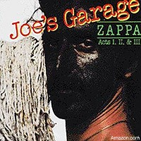'Joe's Garage,' Frank Zappa