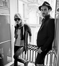Metric, Emily Haines, James Shaw