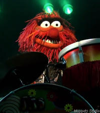 The Muppets' Animal