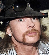 Axl Rose
