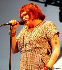 X's Exene Cervenka