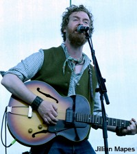 Swell Season's Glen Hansard