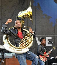 The Roots, Tuba Gooding Jr.