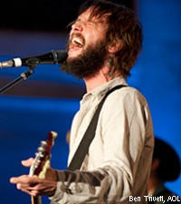 Band of Horses' Ben Bridwell