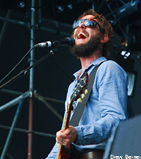 Band of Horses, Ben Bridwell