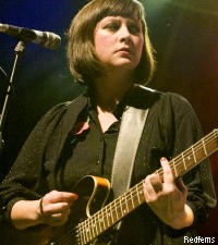 Camera Obscura's Tracyanne Campbell