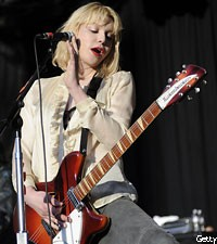 Courtney Love, Hole