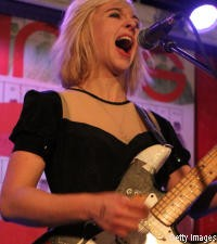 Joy Formidable's Ritzy Bryan