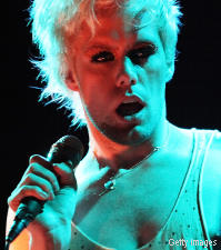 Semi Precious Weapons' Justin Tranter