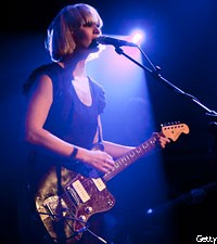 The Raveonettes, Sharin Foo