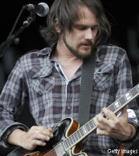 Silversun Pickups' Brian Aubert