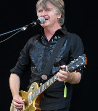 Crowded House's Neil Finn