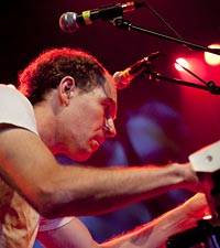 Caribou, Quebec City Summer Festival