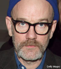 R.E.M.'s Michael Stipe
