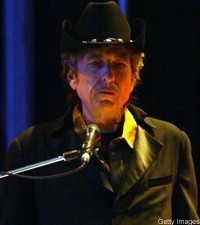 Bob Dylan live