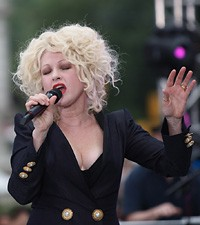 Cyndi Lauper Uncle Dies in Hurricane Sandy