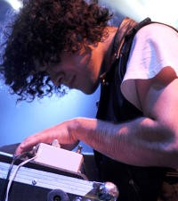 Neon Indian's Alan Palomo