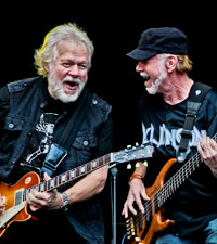 Bachman and Turner, Randy Bachman, Fred Turner