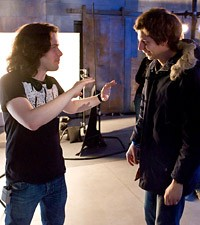 'Scott Pilgrim vs. The World', Edgar Wright, Michael Cera
