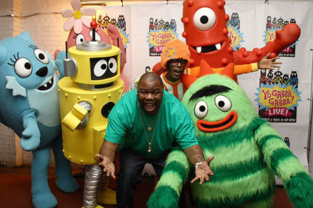 Yo Gabba Gabba, Biz Markie
