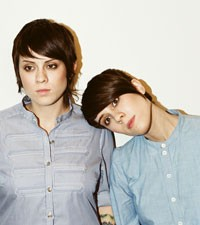 Tegan and Sara, Tegan Quin