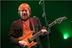 Trey Anastasio live with Phish