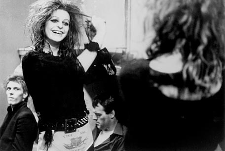 Ari Up of the Slits