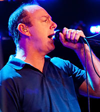 Bad Religion's Greg Graffin