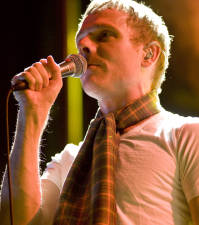 Belle and Sebastian's Stuart Murdoch