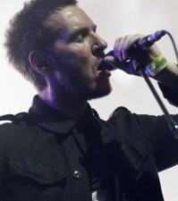 Massive Attack's Robert Del Naja
