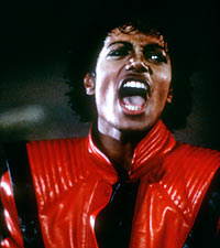 Michael Jackson Thriller