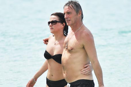 Hannah Andrews, Paul Weller