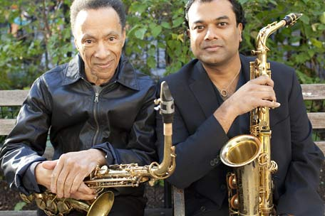Bunky Green and Rudresh Mahanthappa