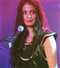School of Seven Bells' Claudia Deheza