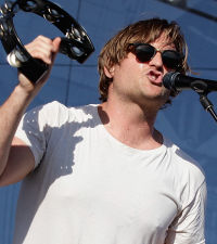 Cold War Kids' Nathan Willet