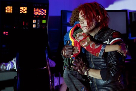 Behind the scenes of My Chemical Romance's video 'Sing'