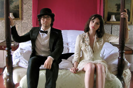  Sean Lennon and Charlotte Kemp-Muhl
