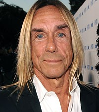 The Stooges' Iggy Pop