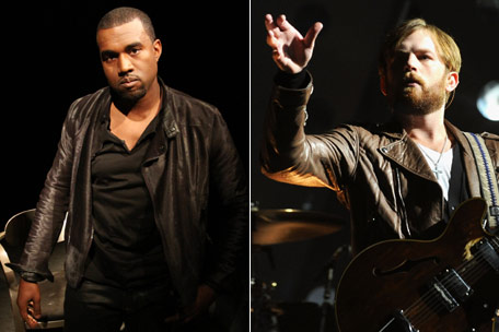 Kanye West and Kings of Leon