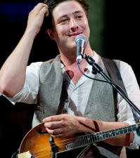 Mumford and Sons' Marcus Mumford
