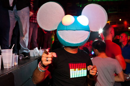 Deadmau5 Head