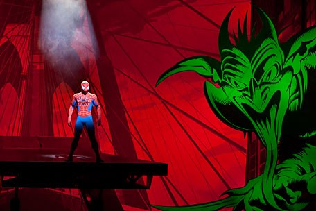 Spider-Man musical