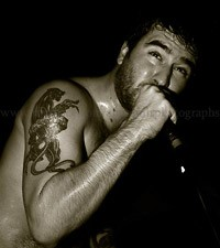 Alexisonfire, George Pettit