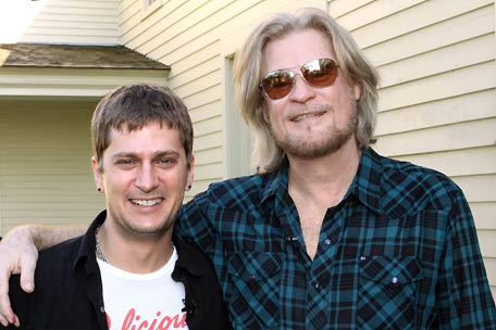 Daryl Hall + Rob Thomas