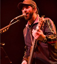 Marc Brownstein of the Disco Biscuits