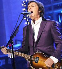 Paul McCartney SNL