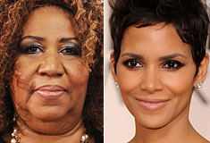 Aretha Franklin Halle Berry